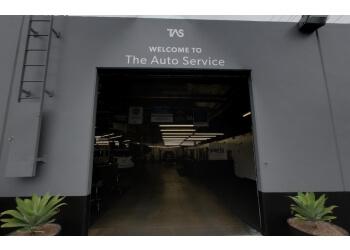 Santa Ana car repair shop The Auto Service