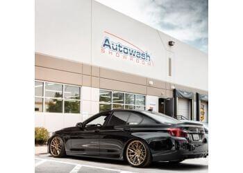 Denver auto detailing service The Autowash Showroom