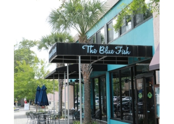 Jacksonville seafood restaurant The BLUE FISH RESTAURANT & OYSTER BAR