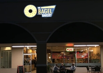 Gainesville bagel shop The Bagel Bakery