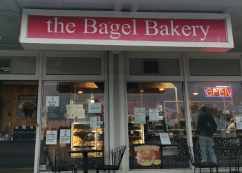 Salinas bagel shop The Bagel Bakery