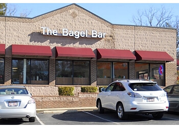 Durham bagel shop The Bagel Bar