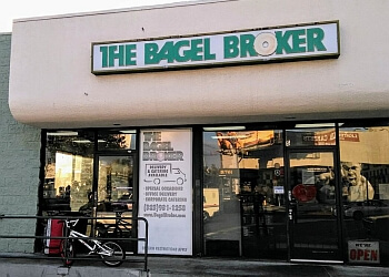 Los Angeles bagel shop The Bagel Broker