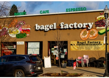 Pittsburgh bagel shop The Bagel Factory