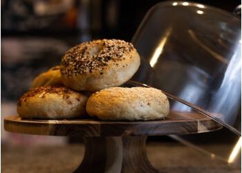 Garland bagel shop The Bagel Lady