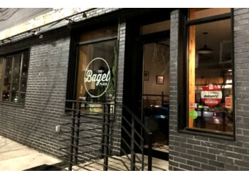 Philadelphia bagel shop The Bagel Place