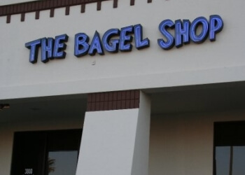 El Paso bagel shop The Bagel Shop
