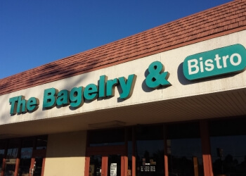 Garden Grove bagel shop The Bagelry & Bistro