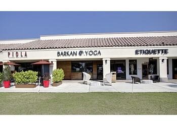 Fort Lauderdale yoga studio The Barkan Method