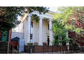 Jersey City landmark The Barrow Mansion
