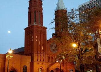 Atlanta church The Basilica of the Sacred Heart of Jesus