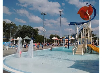 Kansas City amusement park The Bay Water Park