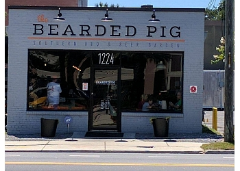 Jacksonville barbecue restaurant The Bearded Pig