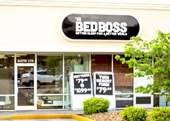 Chattanooga mattress store The Bed Boss