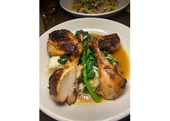 Boston american restaurant The Beehive