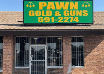 El Paso pawn shop The Best Little Texas Pawn Shop