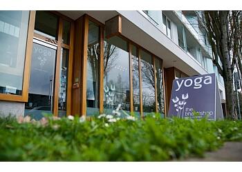 Portland yoga studio The Bhaktishop Yoga Center