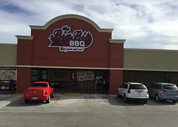 San Antonio barbecue restaurant The Big Bib