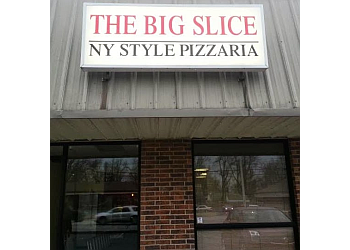 Springfield pizza place The Big Slice