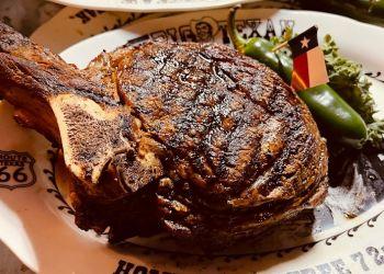 Amarillo steak house The Big Texan Steak Ranch