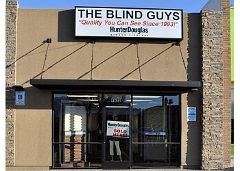 Tucson window treatment store The Blind Guys