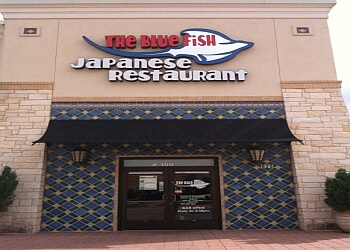 Irving japanese restaurant The Blue Fish
