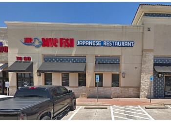 Irving japanese restaurant The Blue Fish Japanese Restaurant