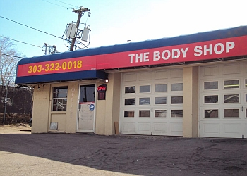 Denver auto body shop The Body Shop