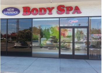 Modesto massage therapy The Body Spa