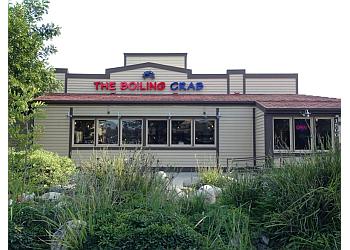 Santa Ana seafood restaurant The Boiling Crab