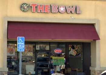 Moreno Valley japanese restaurant The Bowl Asian Kitchen