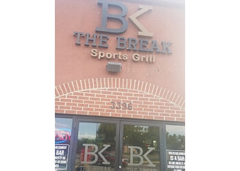West Valley City sports bar The Break Sports Grill