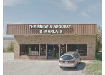 Killeen bridal shop The Bride's Request & More