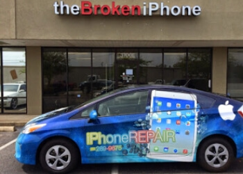 Mobile cell phone repair The Broken iPhone