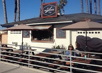 Oceanside cafe The Buccaneer Cafe
