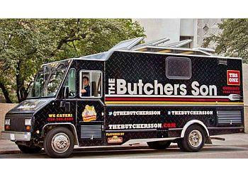 Dallas food truck The Butcher's Son