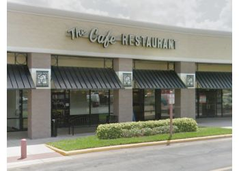 Cape Coral cafe The Cafe Restaurant