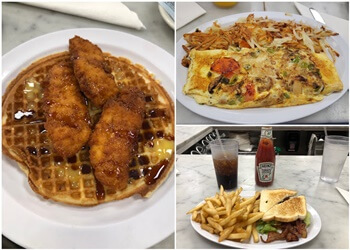 New Orleans american restaurant The Camellia Grill