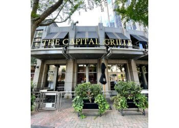 Charlotte steak house The Capital Grille