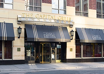 Minneapolis steak house The Capital Grille