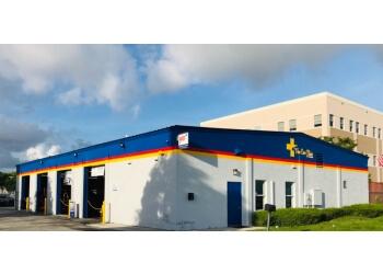 Miami car repair shop The Car Clinic of Miami