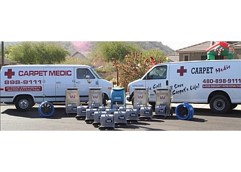 Mesa carpet cleaner The Carpet Medic
