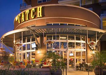 Anaheim seafood restaurant The Catch