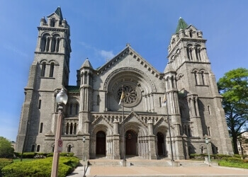 St Louis church The Cathedral Basilica of St. Louis
