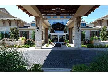 McKinney assisted living facility The Chateau