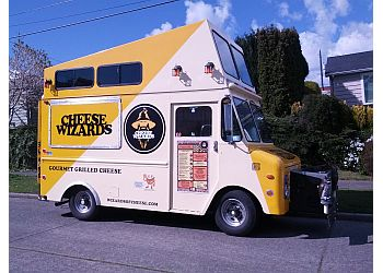 Seattle food truck The Cheese Wizards Food Truck