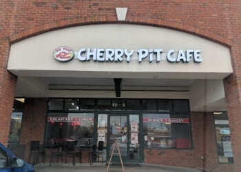 Greensboro cafe The Cherry Pit Cafe & Pie Shop
