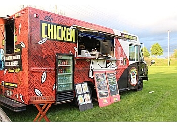 Syracuse food truck The Chicken Bandit