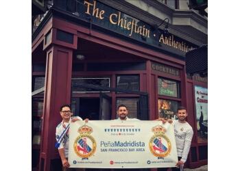 San Francisco sports bar The Chieftain Irish Pub & Restaurant