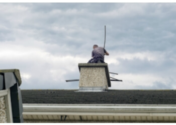 Akron chimney sweep The Chimney Doctor